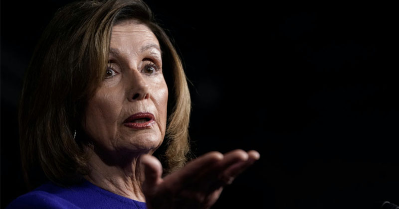 CNN: Nancy Pelosi Believes Mitch McConnell May Be Compromised By Russians