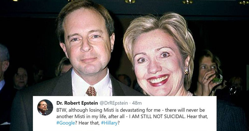 Professor Epstein Says He Is Not Suicidal After False Reports Of His Death