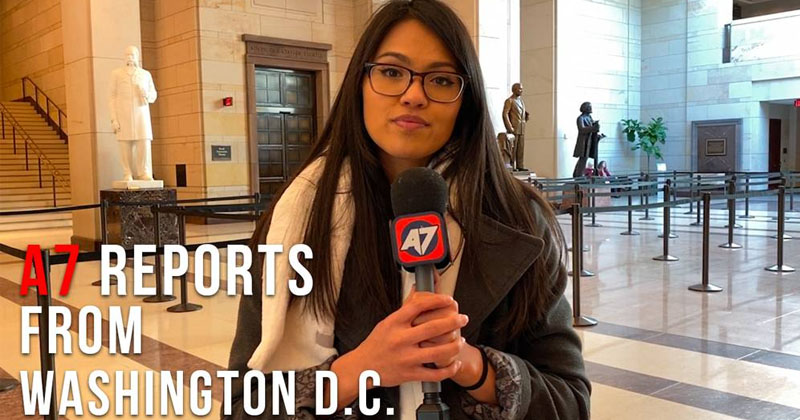 Day 1 Impeachment Coverage From Washington D.C.