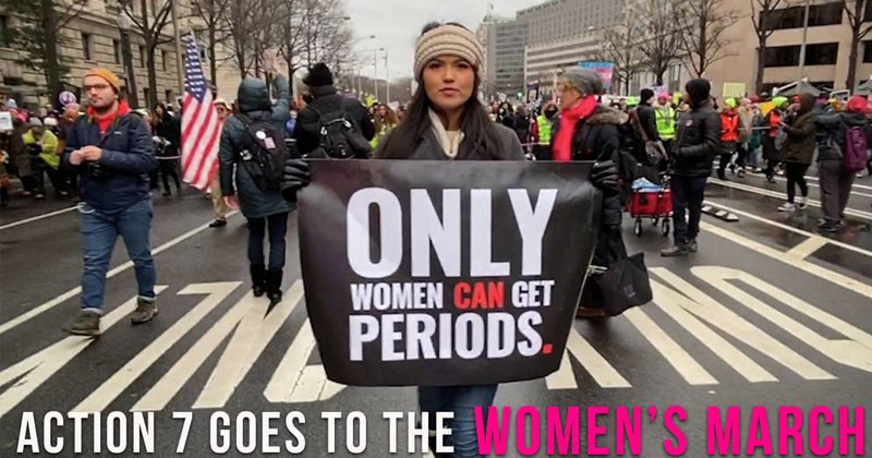 Only Women Can Have Periods