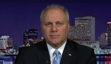 Scalise: Swing Voters 'Furious' with Pelosi's Impeachment 'Obsession'