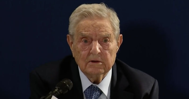 George Soros' $1 Billion Pledge to Fight 'Nationalism' Proves He Will Continue His Political Battles From Beyond The Grave