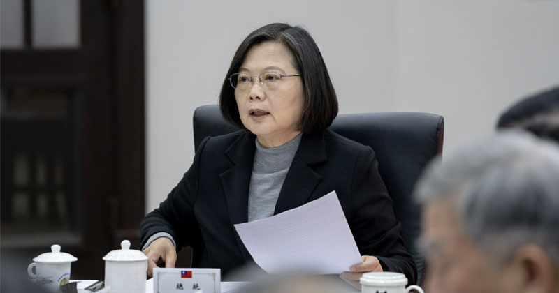 Taiwan's Pro-Indepedence President Announces Reelection Victory, Beijing Rebuked