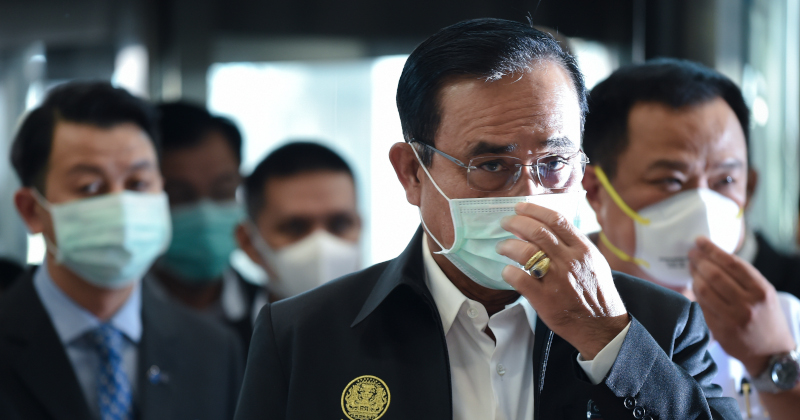 """Thailand Government Admits """"Unable to Stop"""" Spread of Coronavirus"""