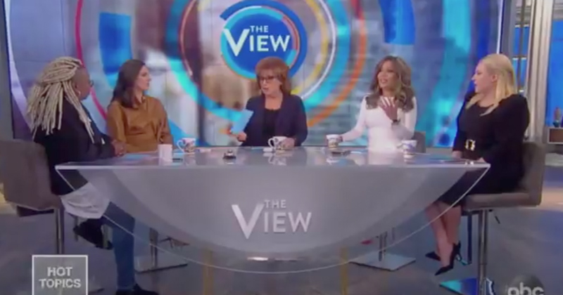 The View Praises Richard Spencer for Disavowing President Trump