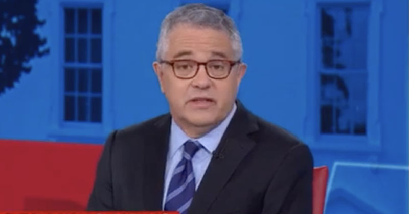 CNN's Toobin Admits Trump 'Winning' Against Democrat Impeachment Push