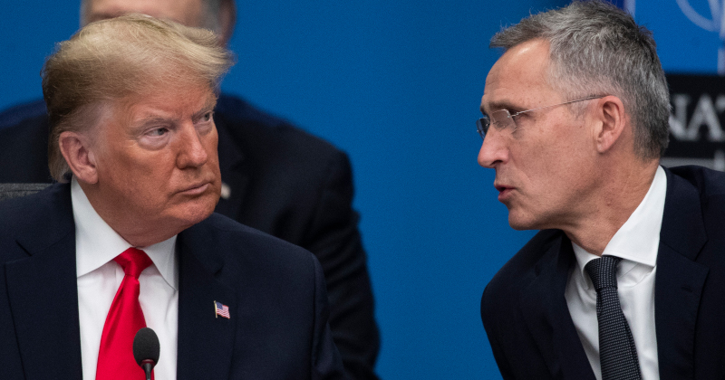 NATO Agrees to Trump's Calls to 'Become More Involved in the Middle East'