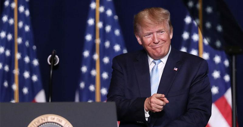 Trump 4D Genius: U.S. Military Says It Will Withdraw from Iraq
