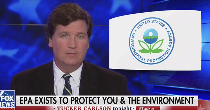 Tucker Slams EPA For Allowing More Atrazine Into U.S. Water Supply To Protect Big Agriculture