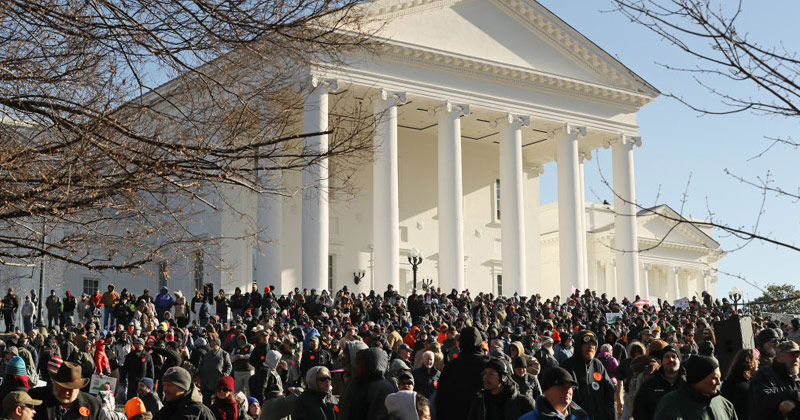 War Room: Tens Of Thousands Descend Upon Virginia to Peacefully Support the Second Amendment