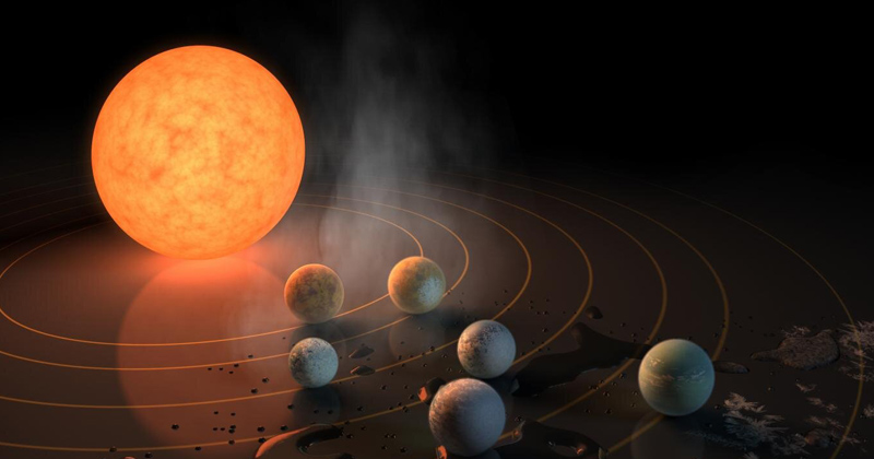 NASA's Webb will seek atmospheres around potentially habitable exoplanets