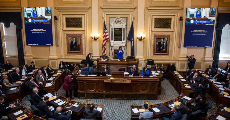 Virginia House Passes Ban on Semi-Auto Firearms and Suppressors in Hyperpartisan Vote