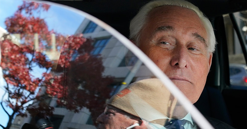 Roger Stone Trial Juror Was Former Dem Candidate Who Hates Trump