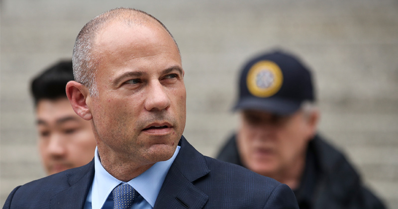 Avenatti Convicted of Trying to Extort Nike, Faces 42 Years in Prison