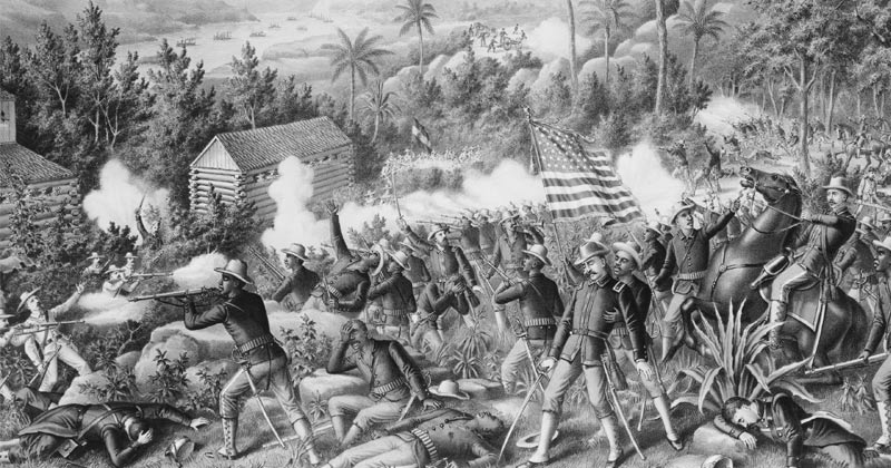 The Conquest of the US by Spain