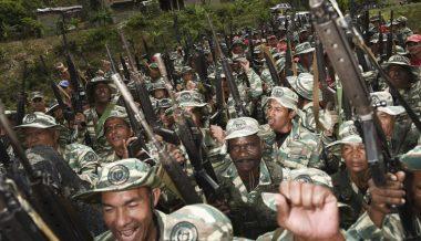 Venezuela Stages Massive Live-Fire War Drill Amid Invasion Threats