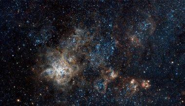 Hubble fingerprints a galaxy