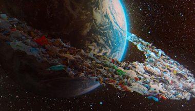 Less than infinite: Space becoming an orbital landfill