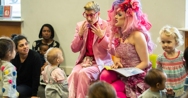UK Council to Host 'Drag Queen Story Time' in Heavily Muslim Populated Area of London