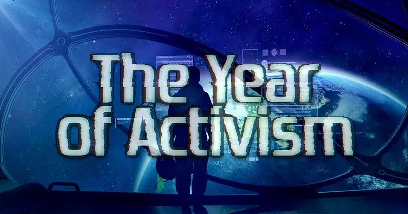 2020: The Year of Activism