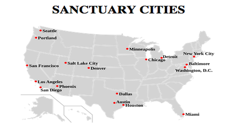 "Breaking: Tactical Police to Enforce Immigration Laws In ""Sanctuary Cities"""
