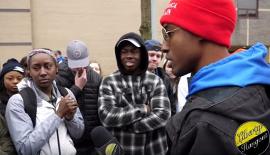 Black Trump Supporter Frees College Students From Liberal Programming