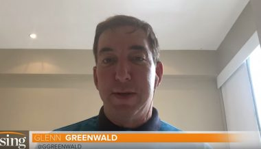 Greenwald: Deep State Election Interference More Dangerous Than Russian Meddling