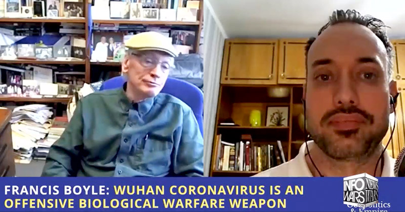 Bioweapons Expert Exposes Coronavirus As A Weapon Of War in Must-See Interview
