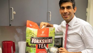 Tea Company Besieged by Mob Outrage Hate Because a Conservative MP Posted a Photo of Their Product