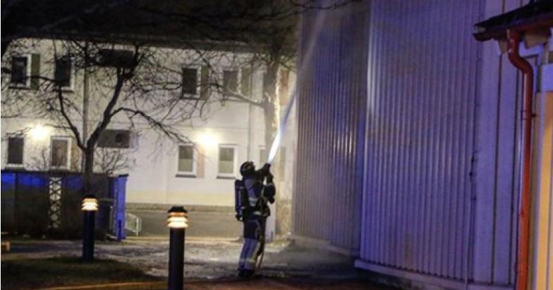 Church in Swedish 'No-Go Zone' Set on Fire