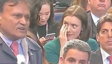 Journalist Labeled Racist for Mocking Indian Reporter During White House Press Conference