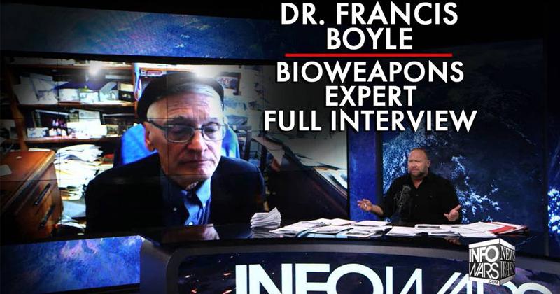 Bioweapons Expert Delivers Urgent Message to Trump on Coronavirus Outbreak