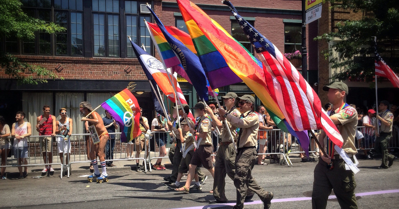 Boy Scouts File For Bankruptcy Amid Sex-Abuse Lawsuits