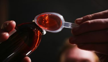 Research: Cough Syrup Halts Parkinson's