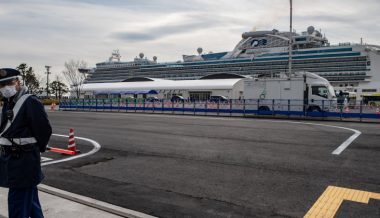 Two Passengers From Coronavirus-Hit Cruise Ship in Japan Die