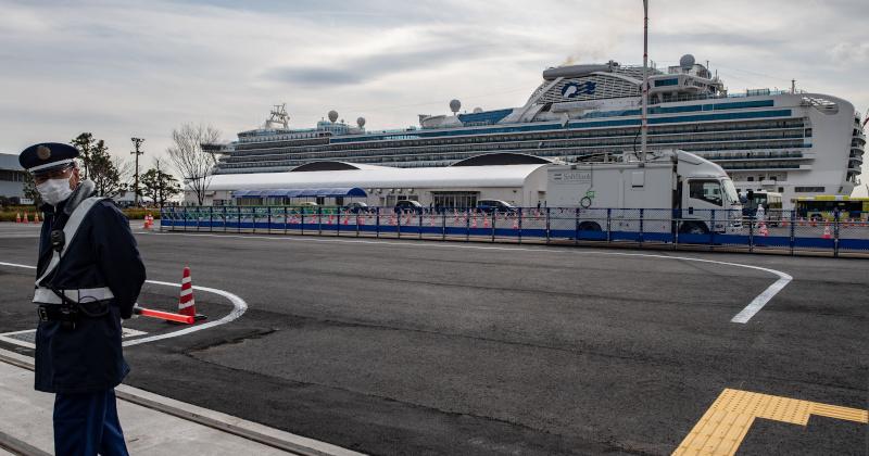 Two Passengers From Coronavirus-Hit Cruise Ship in Japan Die