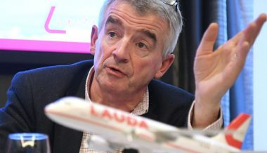 Terrorists are 'generally Muslims' says Ryanair CEO