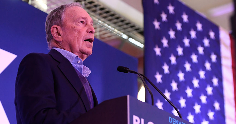Mike Bloomberg Offers '60 Million' Latinos: $15 Per Hour Plus Mass Migration