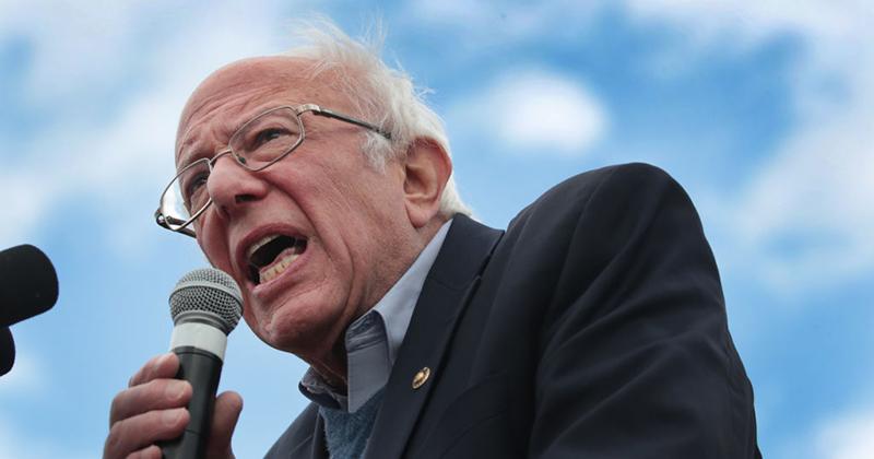 Bernie entourage takes 3 private jets — to fly 95 miles!