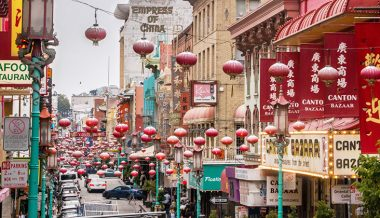 """They're Really, Really Suffering"": Chinatowns Worldwide Experience Devastation As Business Grinds To A Halt"