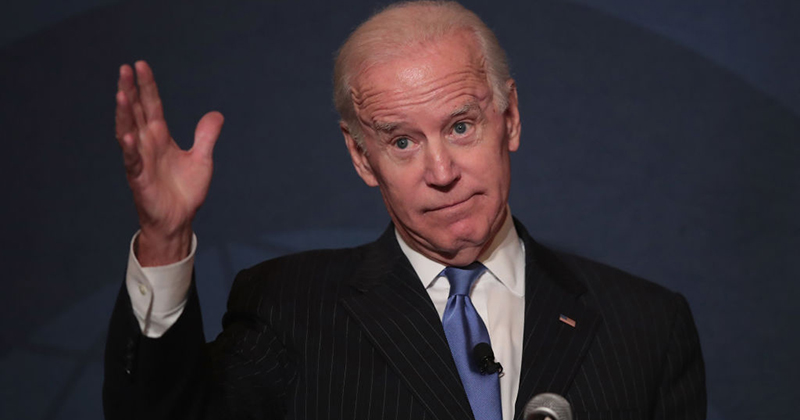 Joe Biden: 'Absolutely Bizarre' to Suggest Limit on U.S. Capacity to Absorb Immigrants