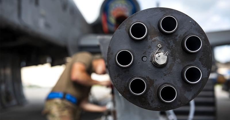 DARPA Seeking Millions to Develop Unmanned Flying Gun
