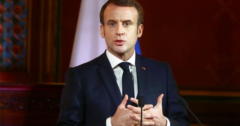 Macron Warns Europe of Looming Nuclear Arms Race