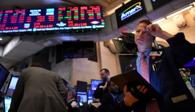 Stocks Plummet Over Coronavirus Fears