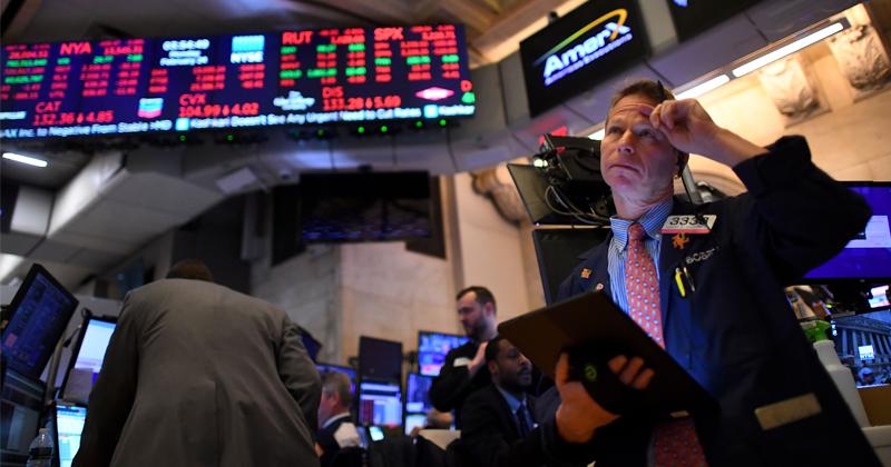 Stocks Plummet Over Coronavirus Fears