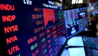 Financial Markets Continue to Plummet