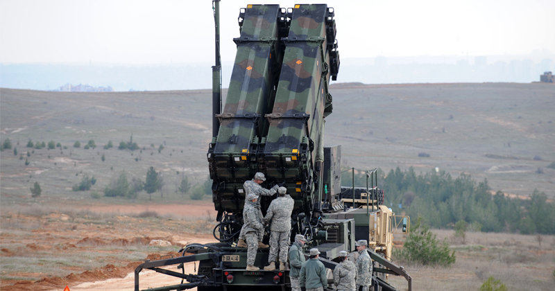 In Surprise Flip, Turkey Asks US For Patriot Missiles 'To Deter' Russia