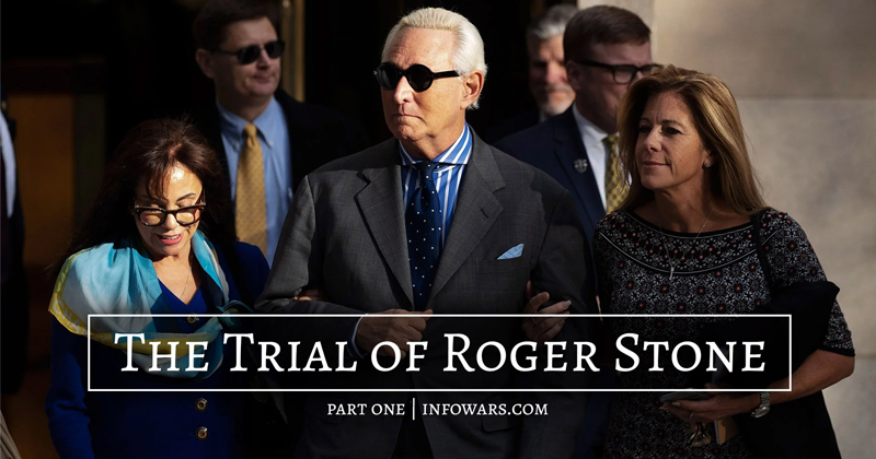 The Trial of Roger Stone