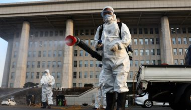 S. Korean President Puts Country on 'Highest Alert Level'  as Coronavirus Spreads