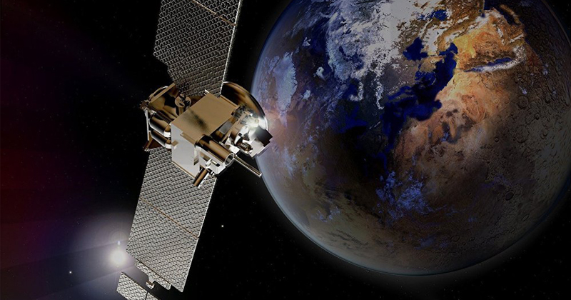 Satellites Soon Turned Into Weapons by Hackers, Expert Warns